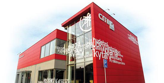 CMI plaza Hradec Králové