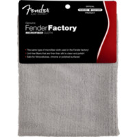 Čistící hadřík Fender Factory Microfiber Cloth (Grey)
