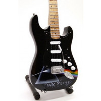 Miniatura kytary Music Legends PPT-MK055 Pink Floyd The Dark Side of the Moon Strat