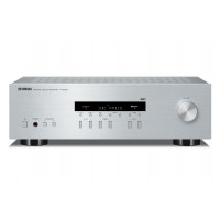 Receiver audio Yamaha R-S202D Silver